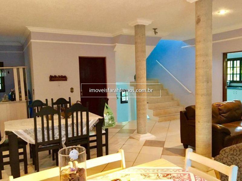 Casa em Condomínio venda Parque Suiça  - Referência CA4440