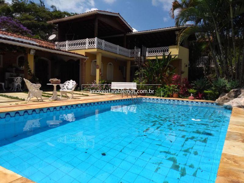 Casa em Condomínio venda Serra da Cantareira - Referência CA4401