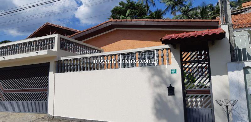 Casa Padrão venda Jardim Leonor - Referência CA2109